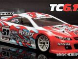 Team Associated TC6.1 Worlds Kit Touring Car elettrica