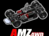 Atomic RC AMZ 4WD - Kit compatibile con MiniZ
