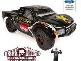 Atomik Metal Mulisha Short Course truck in scala 1/8