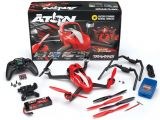Video Traxxas ATON: quadricottero acrobatico
