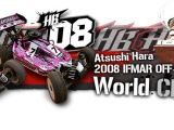 Atsushi Hara  il campione del mondo buggy 2008 - Hot Bodies D8 