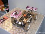 Hot Bodies D8 - La Buggy che ha vinto i mondiali IFMAR 2008