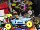 Hot Bodies buggy D8 Setup di Atsuhi Hara Campione giapponese di automodellismo off 2009 - JMRCA 1:8 GP
