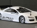 Xceed – Audi A5 Carrozzeria 200mm in policarbonato per automodelli in scala 1:10