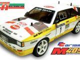 Carisma M40S Audi Rallye Quattro 1:10 RTR - FlightTech