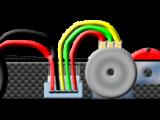 Rapporto finale di trasmissione di un automodello elettrico