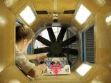 Aero Forza: Automodelli RC nella galleria del vento!