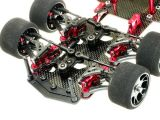Kit di conversione a sei ruote  F1 - 6Wheeler TOP (Tokyo Optional Parts)