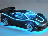 TRON LED Wire Light Kit della Yeah Racing