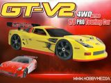 Hobao Ofna GT-V2 Touring 1/8 Brushless e scoppio
