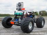 Ardurover: il Traxxas Monster Jam Grinder diventa un robot