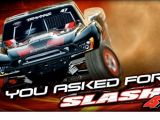 Traxxas Slash 4X4 – River Run: Video Modellismo