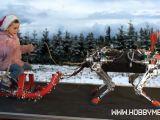 Auguri di Buone Feste in versione robotica...