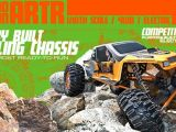 Rock Crawling Axial Racing - AX10 Scorpion ARTR