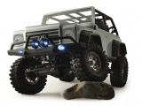 Axial SCX10 TR Trail Ready - Rock Crawler Dingo Truck con illuminazione a LED integrata