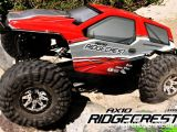 Axial AX10 Ridgecrest RTR: Rock Crawler 4WD in scala 1/10
