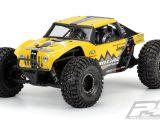Carrozzerie per Axial Yeti: Jeep Wrangler e Ford F150 Raptor