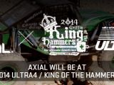 AXIAL: The King Of Hammers - RECON Ultra 4 G6