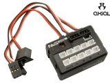 Axial NVS – Night Vision System - Sistema di luci Led per AX10 Rock Crawler e automodelli radiocomandati