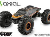 """Axial XR10 4WD MOA """"Motor On Axle"""" - Rock Crawler da competizione in kit di montaggio"""