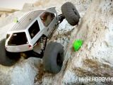 Video: Rock crawler Axial AX10 Ridgecrest Stage 2