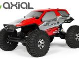 Axial AX10 Ridgecrest video: Rock Crawler 1/10 RTR 