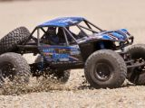 Axial RR10 Bomber Rock Racer in scala 1/10 - VIDEO