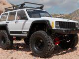 Axial SCX10 II 2000 Jeep Cherokee: dettagli tecnici