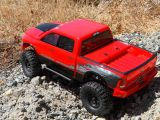 Ram Power Wagon su telaio Axial SCX10 - Video
