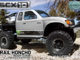 Axial - SCX10 4WD Trail Honcho RTR 2.4GHz in scala 1/10