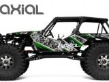 Axial Wraith 4WD Elettrico RTR in scala 1/10 - Rock Racer