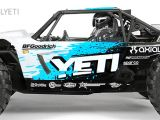 Axial YETI Rock Racer 4WD RTR in scala 1/10 - SAFALERO