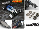 Yokomo B-Max2 MR Ver.2 buggy 2wd in scala 1/10