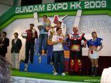 Bandai Bakuc 2009 - Finale della Bandai Action Kit Universal Cup - Gundam Expo Hong Kong