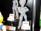 Dragon Ball Kai Master Grade Figure Rise Vegeta e Trunks  Shizuoka Hobby Show 2010
