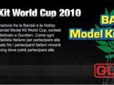 Gundam - Contest di modellismo statico Bandai Model Kit World Cup 2010 Italia