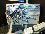 Tokyo Hobby Show 2010 - Bandai ANA GUNDAM Plastic kit