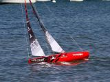 Barca a vela radiocomandata Pro Boat Ragazza