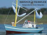 Barca da pesca radiocomandata Bristol Trawler AquaCraft