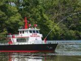 Barca radiocomandata Rescue 17 RTR Fireboat - Safalero
