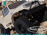 ECX Barrage 4WD Scale Crawling 1/12 - Horizon Hobby