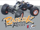 Sabattinicars - Basilisk Rocks 4wd RTR Rock Crawler in scala 1:8