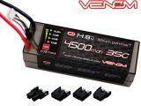 Batterie LiPo con Voltmetro integrato: Venom Volt Check LiPO