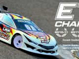 Yokomo Touring Car BD7 ETS Champion Limited Edition