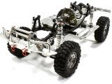 INTEGY: Billet Machined 1/10 Trail Roller 4WD Off-Road Scale Crawler ARTR