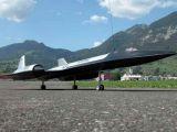 Blackbird SR71 - Replica radiocomandata a turbina