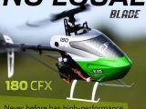Blade 180 CFX BNF: Elicottero per volo 3D - Horizon Hobby