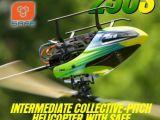 Blade 230 S: elicottero radiocomandato con tecnologia SAFE