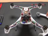 Come modificare il Blade 350QX da Version 1 a Version 2