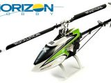 Novit Horizon Hobby: Blade 550 X Pro - Elicottero per volo acrobatico 3D in versione kit e combo